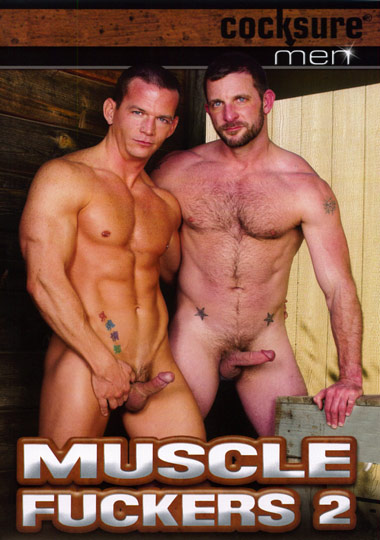 Muscle Fuckers 2 cover