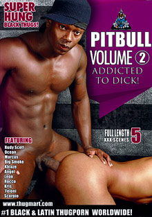 Gay Black Thugs : Pitbull 2: Addicted To packet!