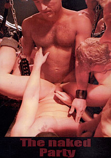 Gay Orgy GroupSex : The Naked Party!