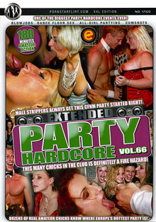 Party Hardcore 66 cover