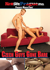 Czech Guys Gone Bare