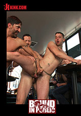 Bound In Public: Dylan Roberts And Tony Hunter