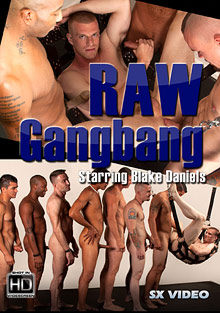 Raw Gangbang cover