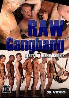 Raw Gangbang cover