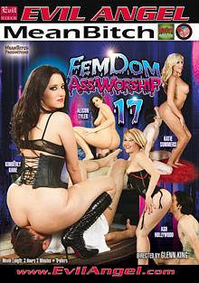 FemDom Ass Worship 17 cover