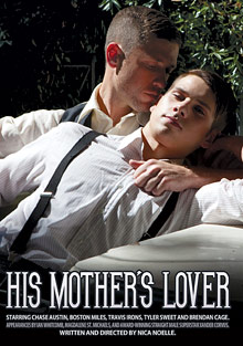 Gay Mature Men : His Mothers Lover!