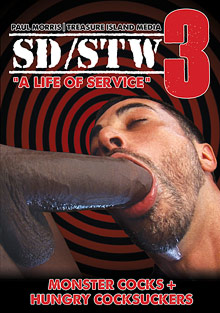 Gay Oral Sex : sucking tool Save The World 3!