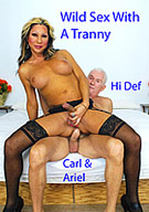 Wild Sex With A Tranny