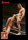 Naked Kombat: Gianni Luca VS Roman Rivers