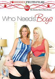 Who Needs Boys cover