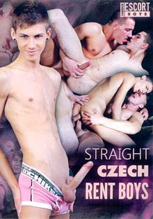 Straight Czech Rent Boys cover