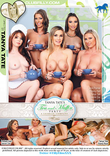 Tanya Tate Tea And Muffin Party cover