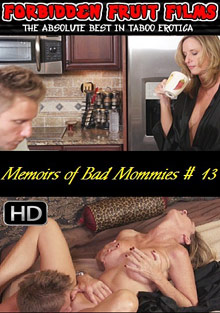 Memoirs of Bad Mommies 13 cover