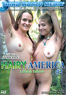 Hairy In America 2: Lesbian Edition