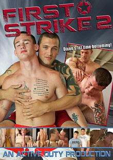 First Strike 2 cover