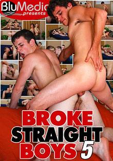 Broke Straight Boys 5 cover