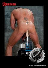 Butt Machine Boys: Tyler Saint