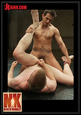 Naked Kombat: Phenix Saint Vs Blake Daniels