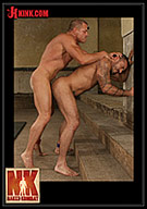 Naked Kombat: Tyler Saint Vs Alessio Romero