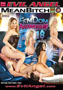 Femdom Ass Worship 18 cover