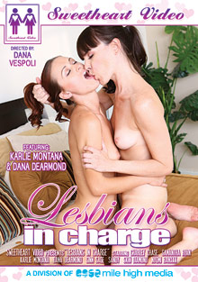Lesbians In Charge cover