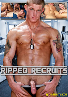 Ripped Recruits cover