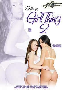 It's A Girl Thing 2 cover