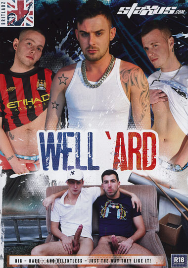 Well 'Ard cover