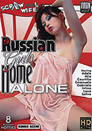 Russian Girls Home Alone