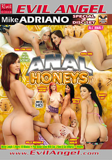 Anal Honeys Part 2 cover