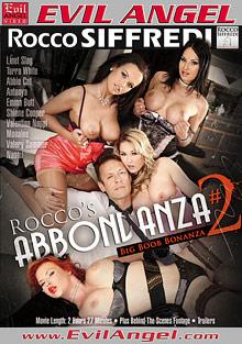 Rocco's Abbondanza 2: Big Boob Bonanza cover