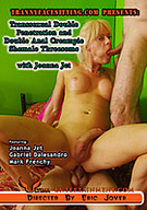 Transsexual Double Penetration And Double Anal Creampie Shemale Threesome