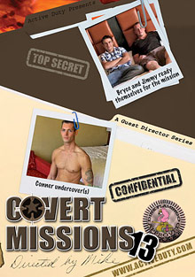 Gay Military Soldiers : Covert Missions 13!