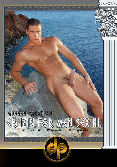 Cruzin for Men Sex 3 Greece Vacation Cover 1