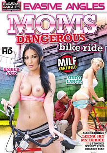 Interracial Porn : Moms Dangerous Bike Ride!