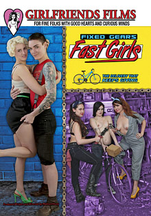 Fixed Gears Fast Girls cover
