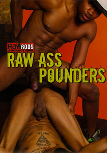 Raw Ass Pounders cover
