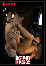 Bound In Public: Tristan Jaxx , Shane Frost And Tristan Tran