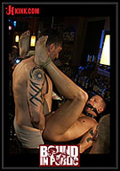Bound In Public: Tristan Jaxx , Shane Frost And Tristan Tran