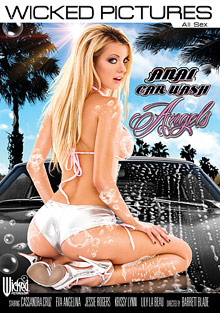 Anal Car Wash Angels cover