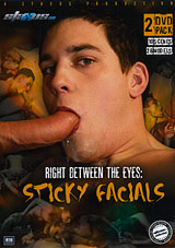 Right Between The Eyes: Sticky Facials Xvideo gay
