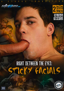 Right Between The Eyes: Sticky Facials cover