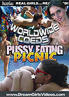 Worldwide Coeds: Pussy Eating Picnic