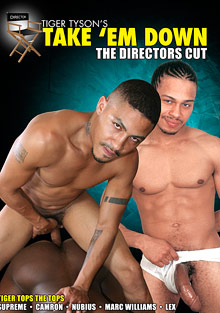 Gay Ebony Studs : Take Em Down: the Directors Cut!