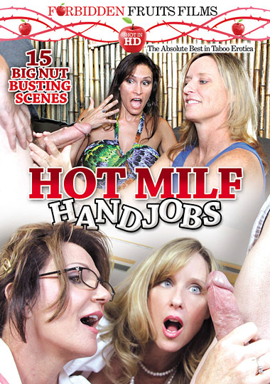 Hot MILF Handjobs cover