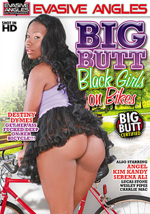 Big Butt Black Girls On Bikes cover