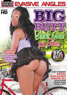 Big Butt Black Girls On Bikes cover