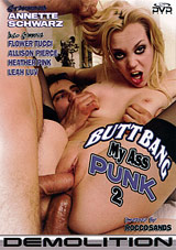 Butt Bang My Ass Punk 2