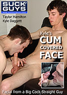 Kyle's Cum Covered Face