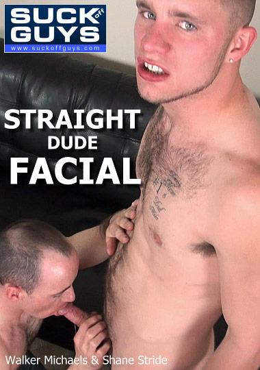 Straight Dude Facial